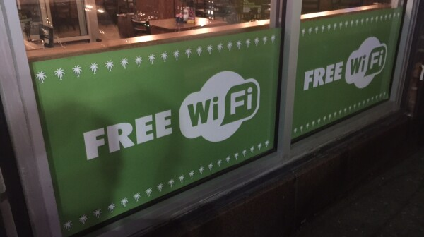 Holiday report - Free WiFi