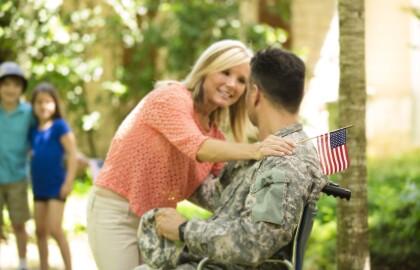 Let's Talk Military Caregivers