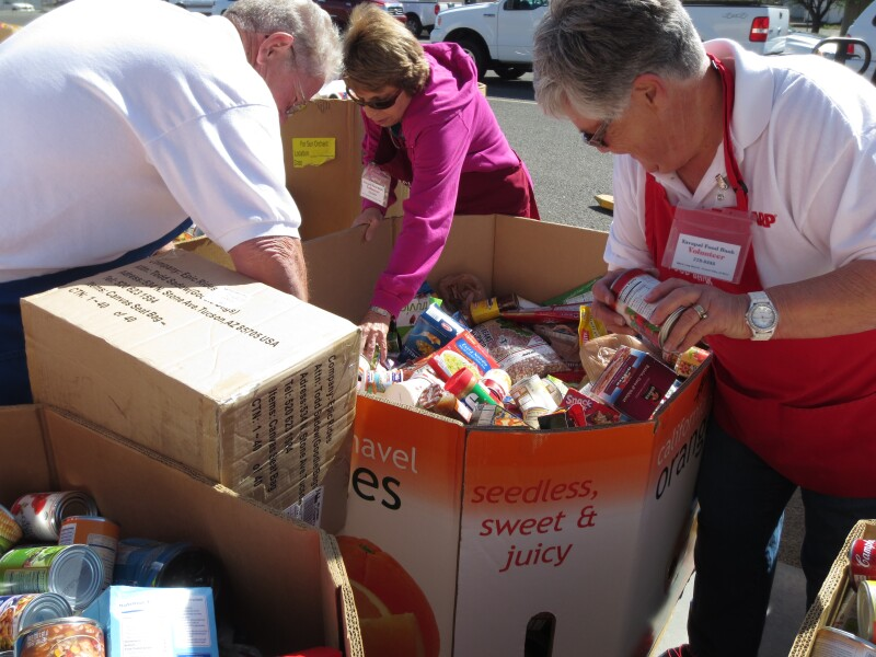 Hunger (AARP photo)