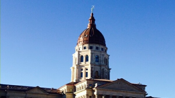 Kansas Statehouse 2014