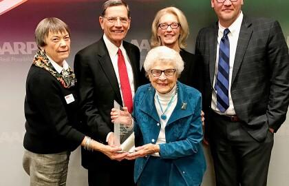 AARP Wyoming Seeks Nominations For Andrus Volunteer Award