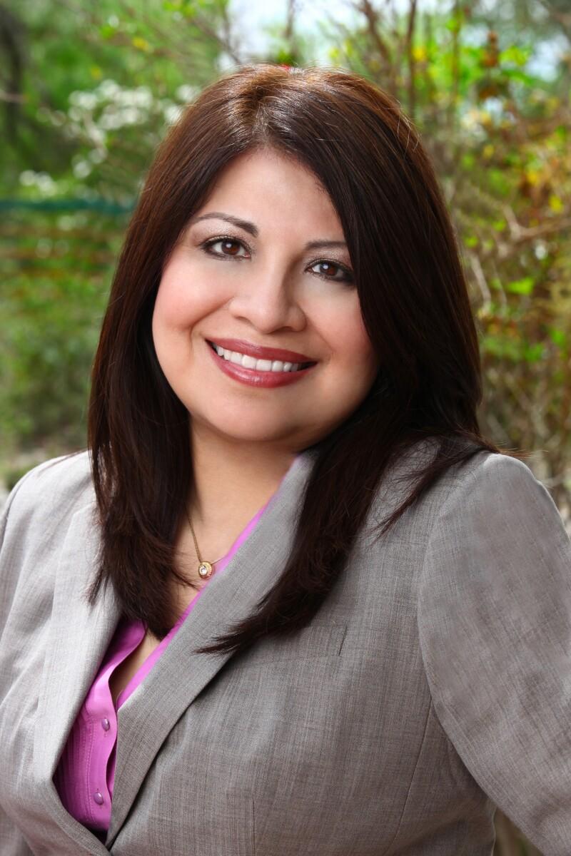 Veronica Delafuente, AARP Texas outreach in the Rio Grande Valley