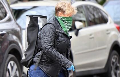 CDC recomienda el uso de mascarillas de tela en público