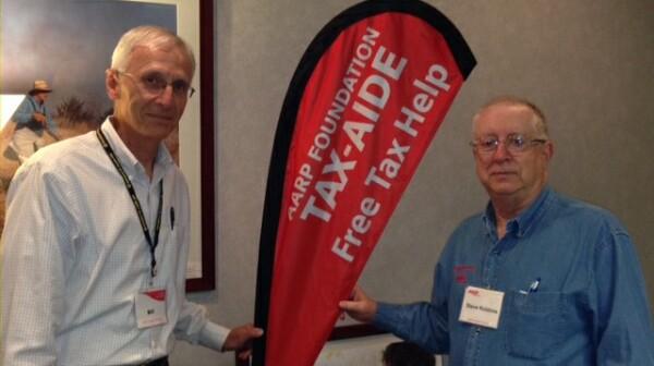 AARP Kansas Tax-Aide volunteers2013