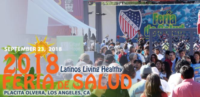 LULAC Feria de la Salud, 2018