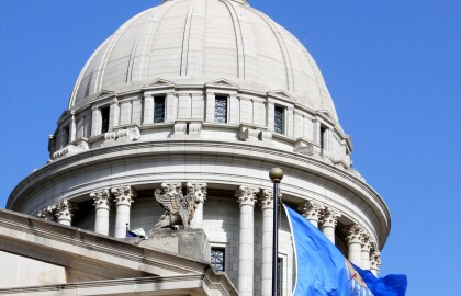 Oklahoma Legislative Sessions Ends – Many AARP Priorities Passed into Law