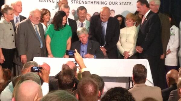 HB 4714 Bill Signing