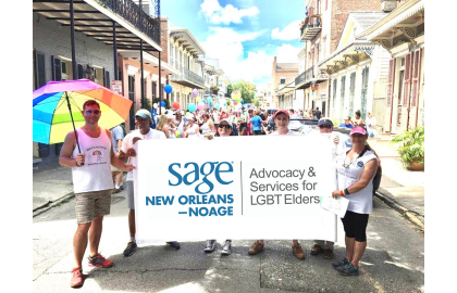 SAGE New Orleans and AARP Louisiana: A Proud Partnership