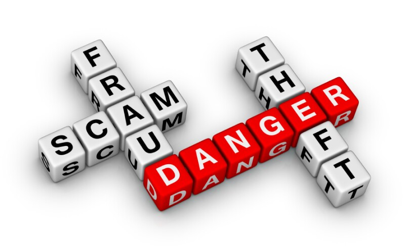 protect yourself from fraud!