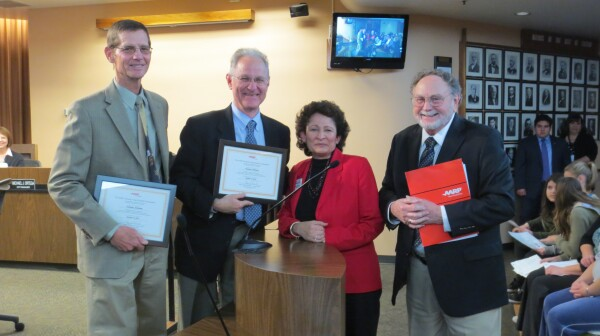 City of Tucson Welcome to AARP Network of Age Friendly Cities - City Council Steve Kozachik Mayor Jonathan Rothschild AARP Maria Ramirez-Trillo ELDER Alliance Jim Murphy