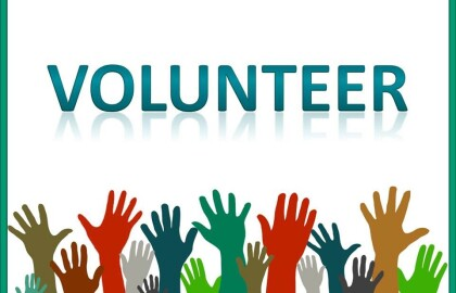 Volunteers Needed: Many Ways to Serve