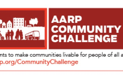 AARP Accepting 2021 Community Challenge Grant Applications