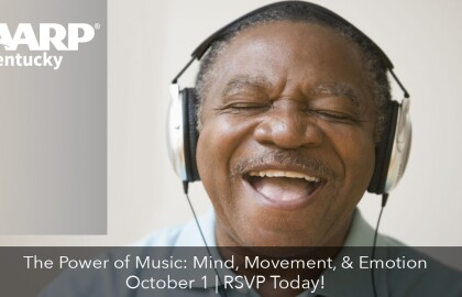 The Power of Music - Virtual Event