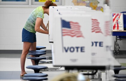 How to Vote in Virginia's 2021 General Election