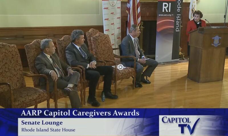 2018 RI Capitol Caregiversx - Senators
