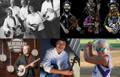 Virtual Concert: An Evening of Bluegrass Music