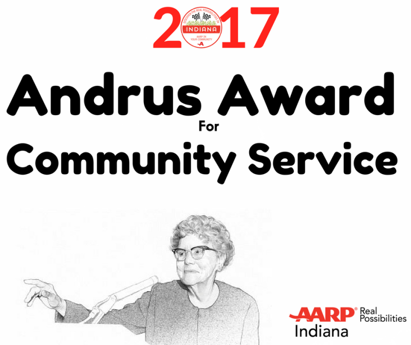 Andrus Award 2017 Graphic
