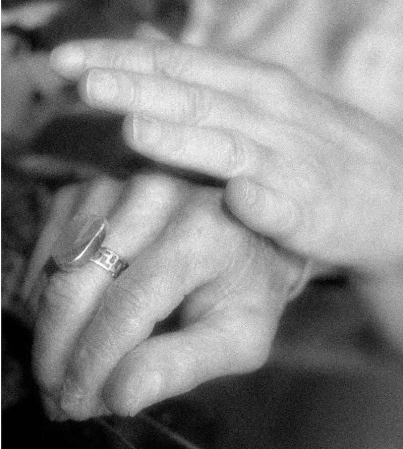 AARP Dick & Ginny's Hands