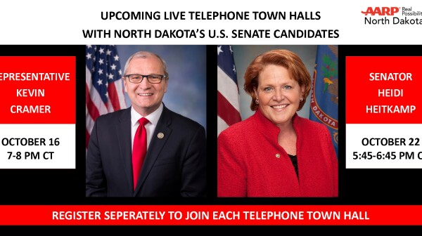 ND - Telephone Town Hall Graphic