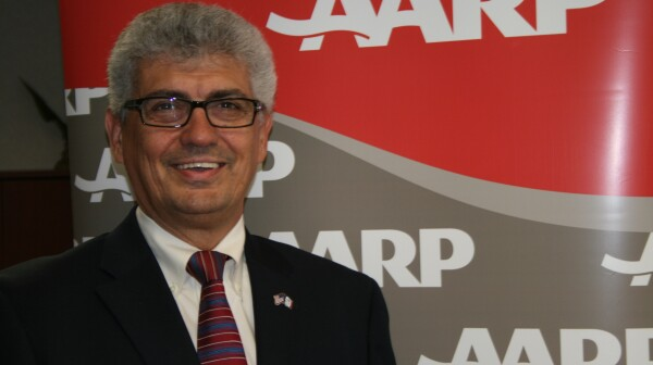 Kent Sovern, AARP Iowa State Director