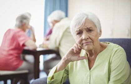 AARP Sounds Alarm on COVID Vaccination Rates for Nursing Home Staff