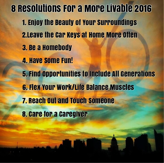 Livable Resolutions