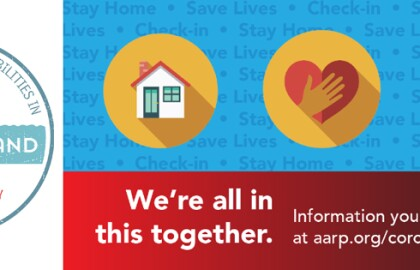 AARP Rhode Island is in This With You