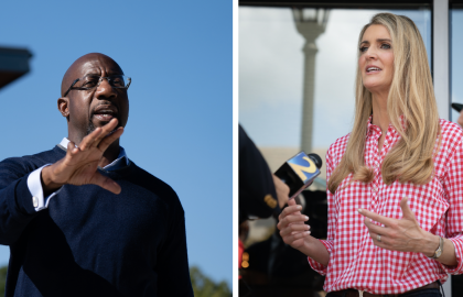 Kelly Loeffler and Raphael Warnock Answer 5 Questions Vital to Voters Age 50+