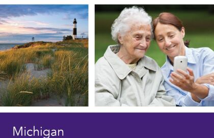 New Michigan Dementia Resource Guide can assist families
