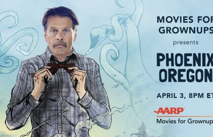 AARP is hosting a Facebook Watch Party for the new comedy film Phoenix, Oregon