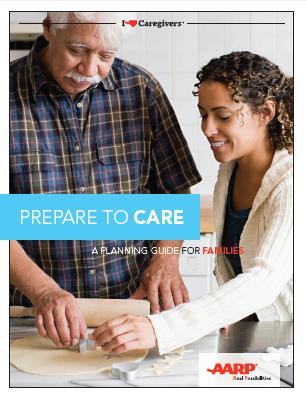 Prepare to Care Guide Cover