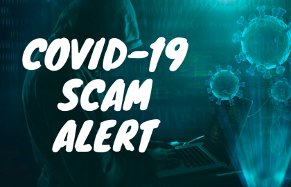 Protect Yourself from COVID-19 Scams