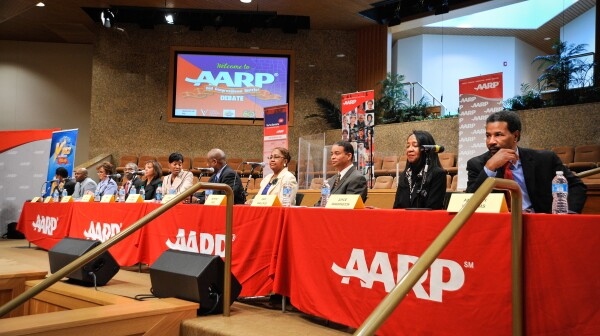Retirement Security Issues Top Concerns At AARP Illinois' Congressional District 2 Debate