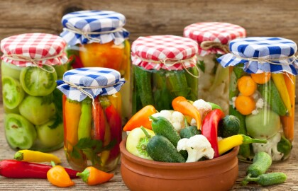 Nature's Bounty: Food Preservation Tips & Tricks