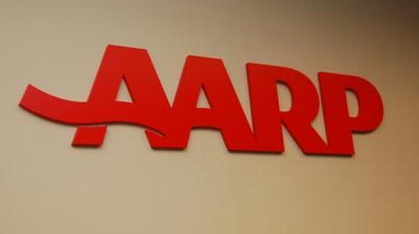 aarp wall logo local