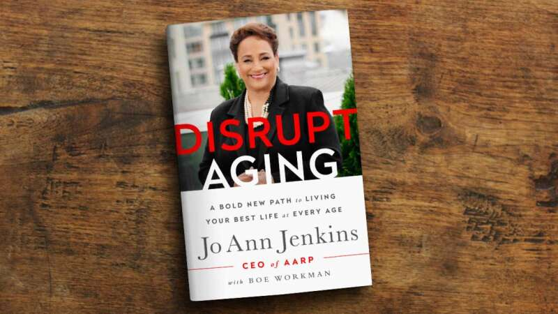 book disrupt aging