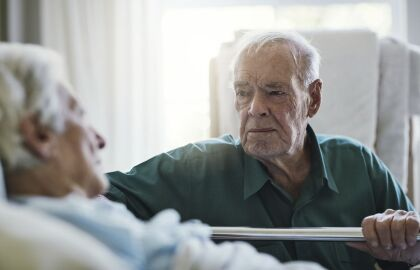 Michigan allows nursing home visits, with conditions