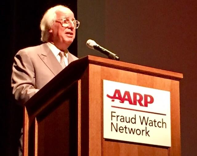 Frank Abagnale at MCPA