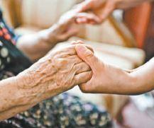 Caregiving - Hands