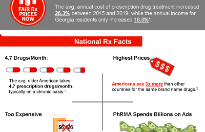 AARP Launches $4M Ad Buy Calling Out Big Pharma's Lies and Scare Tactics on Medicare Negotiation