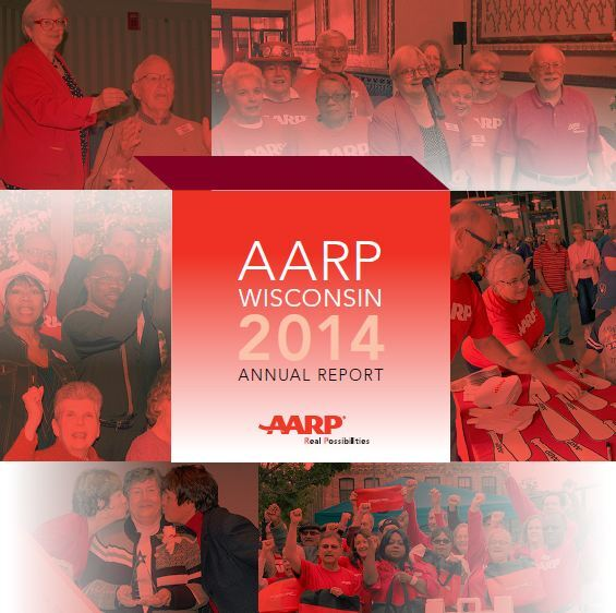 AARP WI 2014 Annual Report