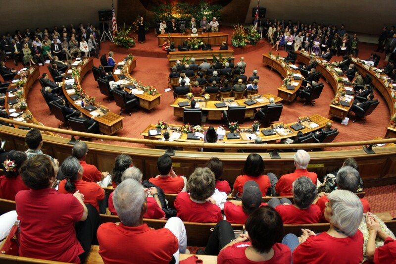State of the State - Hawaii