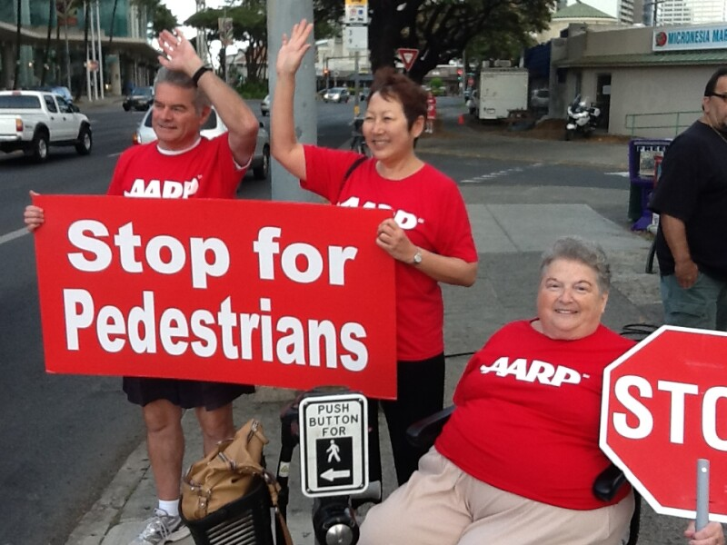 Pedestrian Safety Hawaii