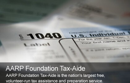 AARP Foundation Tax-Aide program kicks off Feb. 1