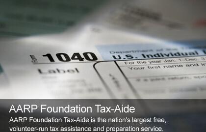 AARP Foundation Tax-Aide program kicks off Feb. 1