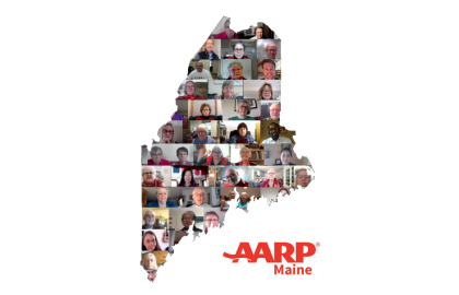 ABOUT AARP and AARP MAINE