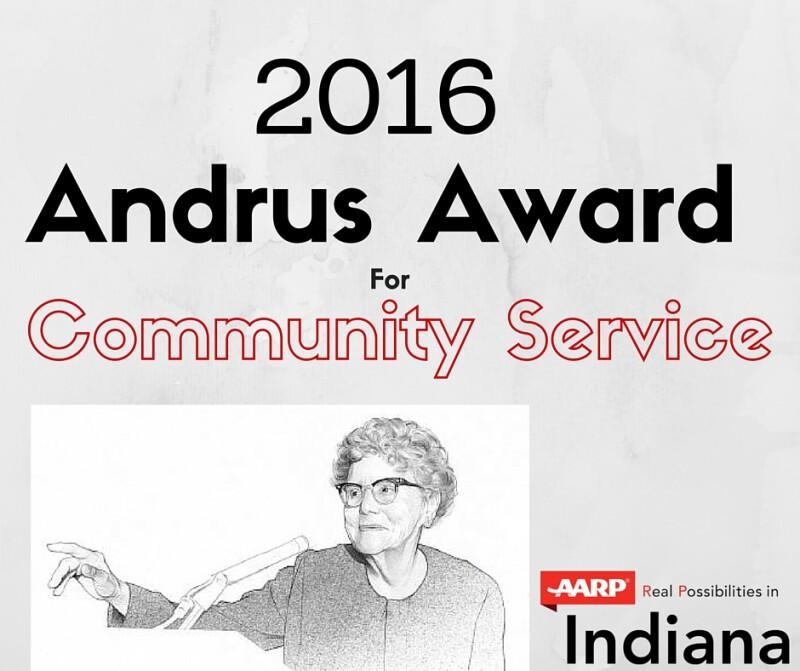 AARP Indiana 2016 Andrus