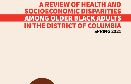 Study Highlights Health Disparities in the District of Columbia
