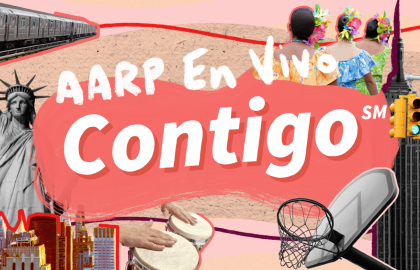 AARP En Vivo Contigo Digital Series