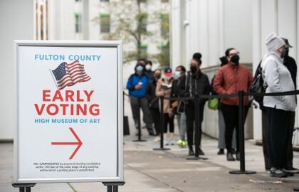 New Georgia Law Brings Big Voting Changes
